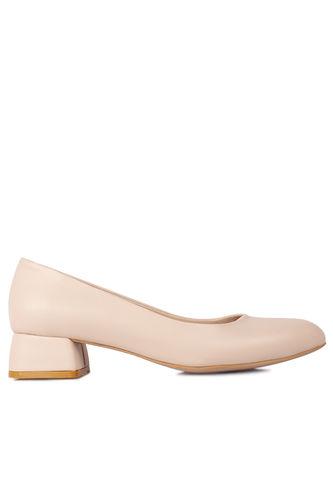Loggalin 111301 319 Kadın Ten Büyük & Küçük Numara Ayakkabı