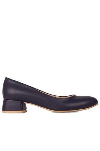 Fitbas 111301 418 Kadın Lacivert Büyük & Küçük Numara Ayakkabı