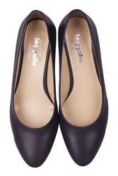 Fitbas 111301 418 Kadın Lacivert Büyük & Küçük Numara Ayakkabı - Thumbnail