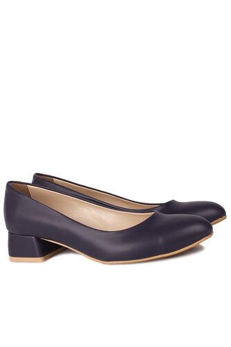 Loggalin - Loggalin 111301 418 Kadın Lacivert Büyük & Küçük Numara Ayakkabı (1)