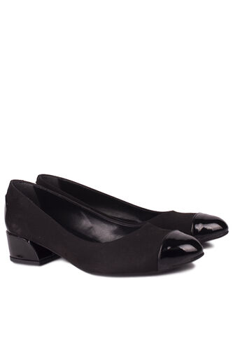 5 - Loggalin 111304 015 Kadın Siyah Ayakkabı (1)