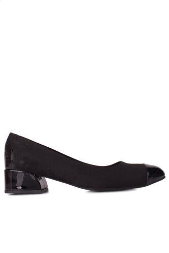 Fitbas 111304 015 Kadın Siyah Büyük & Küçük Numara Ayakkabı