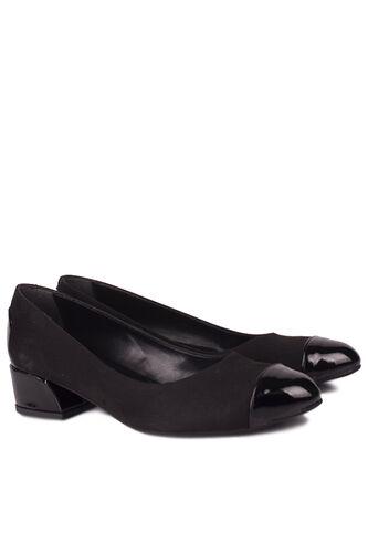 Fitbas - Fitbas 111304 015 Kadın Siyah Büyük & Küçük Numara Ayakkabı (1)