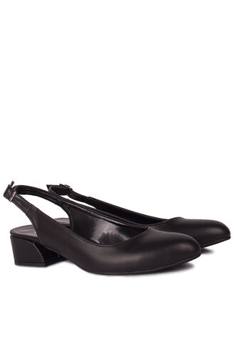 Loggalin - Loggalin 111306 014 Kadın Siyah Büyük & Küçük Numara Ayakkabı (1)