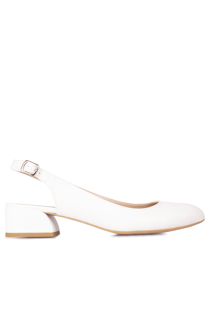 Fitbas 111306 468 Kadın Beyaz Büyük & Küçük Numara Ayakkabı