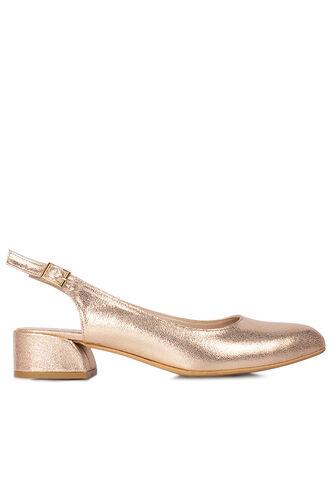 Fitbas 111306 721 Kadın Altın Büyük & Küçük Numara Ayakkabı