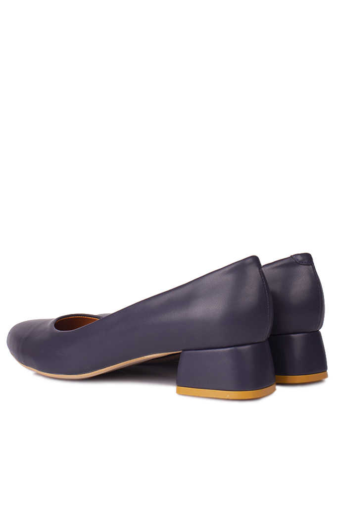 Fitbas 112301 418 Kadın Lacivert Büyük & Küçük Numara Ayakkabı