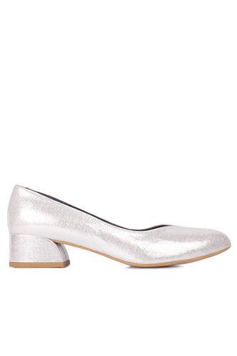 Loggalin - Loggalin 112302 771 Kadın Gümüş Büyük & Küçük Numara Ayakkabı (1)