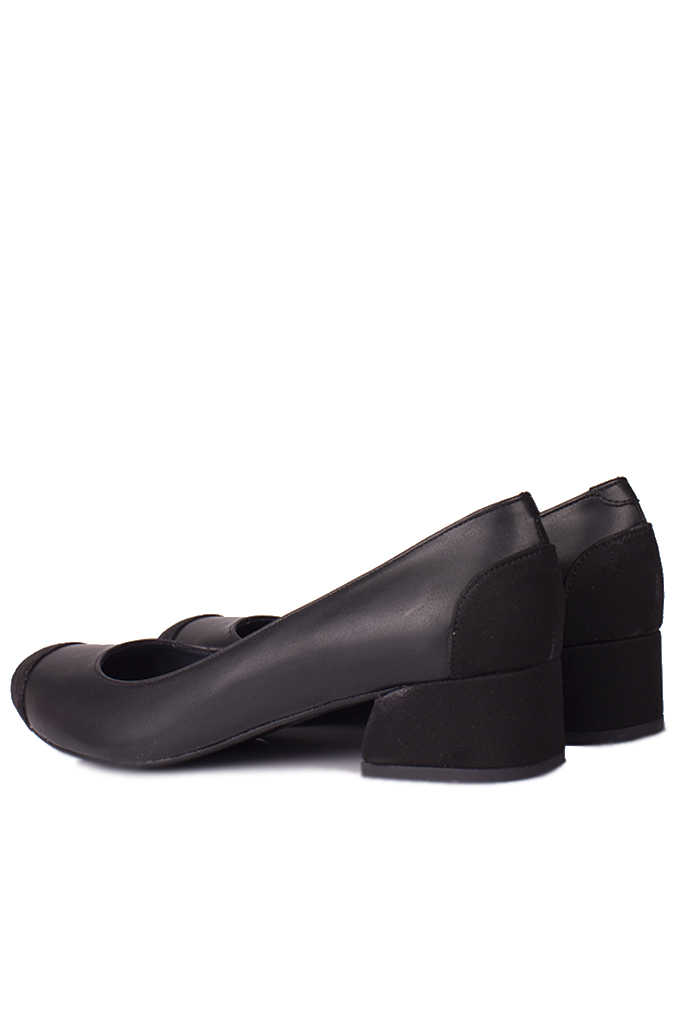 Fitbas 112304 025 Kadın Siyah Büyük & Küçük Numara Ayakkabı