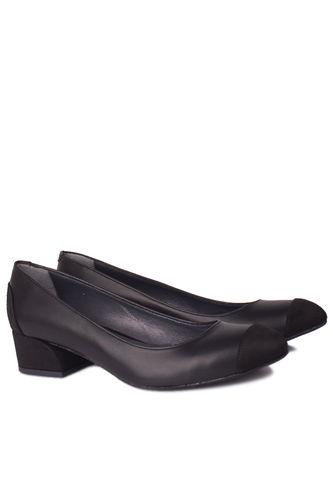 Loggalin - Loggalin 112304 025 Kadın Siyah Büyük & Küçük Numara Ayakkabı (1)