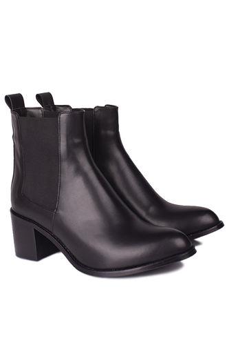 Fitbas - Loggalin 112701 014 Women Black Matt Boot (1)