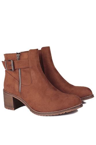 Fitbas - Loggalin 112702 167 Women Taba Suede Boot (1)