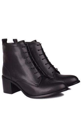 Fitbas - Loggalin 112703 014 Women Black Matt Boot (1)
