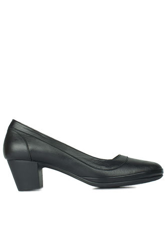 Fitbas - Loggalin 119002 014 Women Black Genuine Leather Shoes (1)