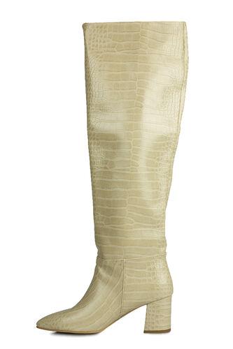 Fitbas - Fitbas 377903 325 Kadın Ten Büyük & Küçük Numara Çizme (1)