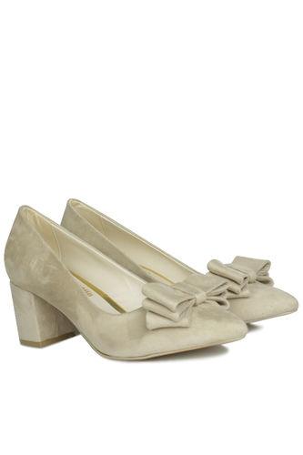 Fitbas - Fitbas 520699 327 Ten Süet Günlük Büyük & Küçük Numara Ayakkabı (1)