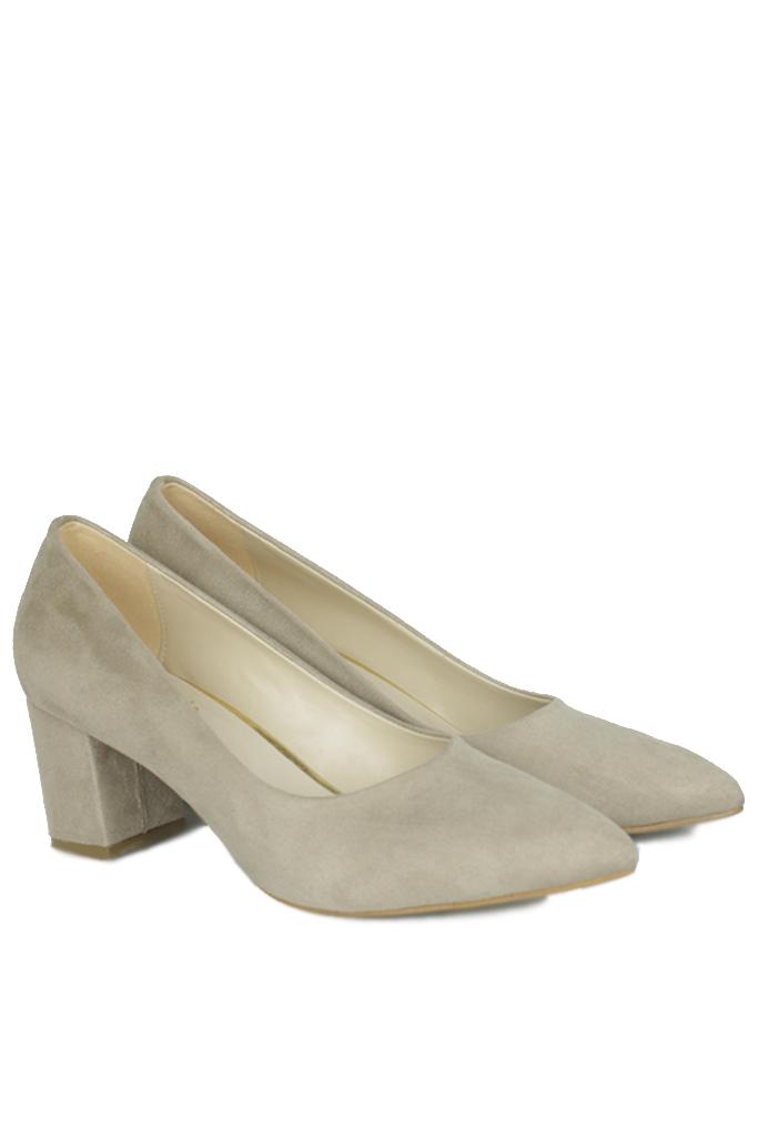 Fitbas 520710 327 Ten Süet Günlük Büyük & Küçük Numara Ayakkabı
