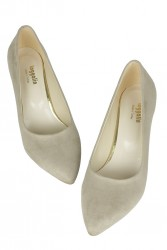 Fitbas 520710 327 Ten Süet Günlük Büyük & Küçük Numara Ayakkabı - Thumbnail