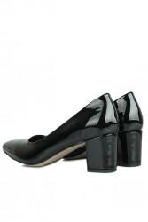 Fitbas 520711 020 Siyah Rugan Günlük Büyük & Küçük Numara Ayakkabı - Thumbnail
