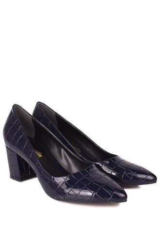 Fitbas - Fitbas 520714 425 Lacivert Rugan Günlük Büyük & Küçük Numara Ayakkabı (1)