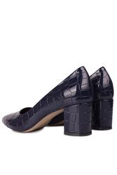Fitbas 520714 425 Lacivert Rugan Günlük Büyük & Küçük Numara Ayakkabı - Thumbnail