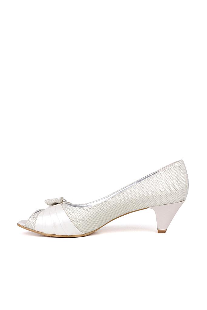 Fitbas 012632 351 Kadın Beyaz Büyük & Küçük Numara Ayakkabı