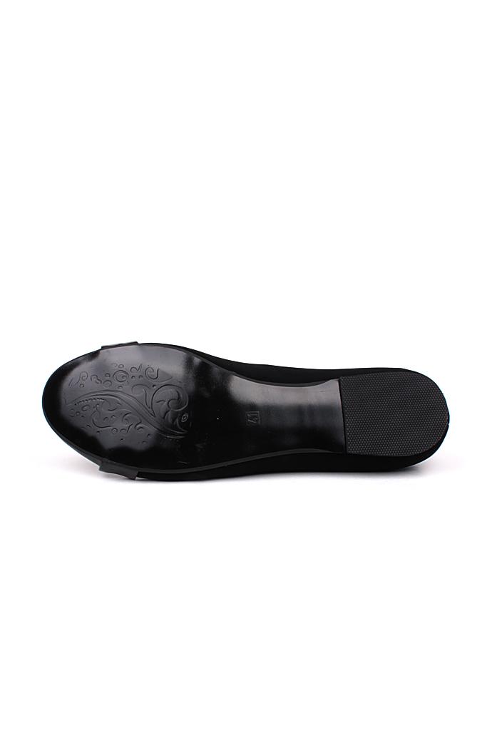 Fitbas 222017 018 Kadın Siyah Büyük & Küçük Numara Babet