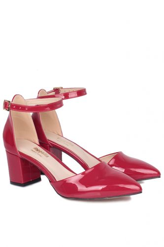 Fitbas - Loggalin 520134 520 Women Red Vernice Evening Shoes (1)