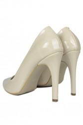 Fitbas 520207 320 Kadın Ten Büyük & Küçük Numara Stiletto - Thumbnail