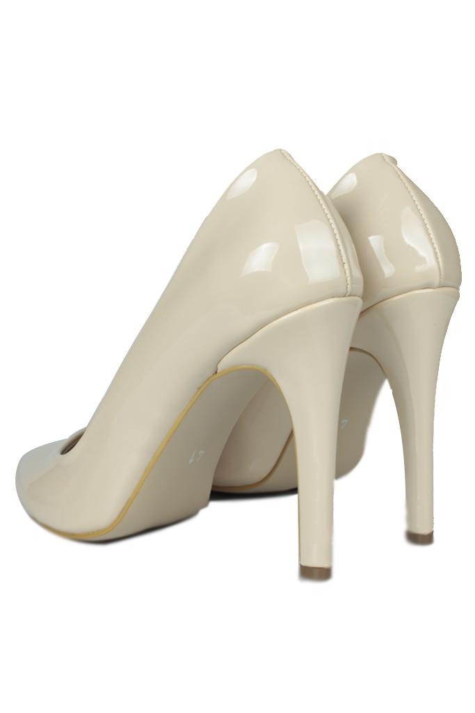 Loggalin 520207 320 Kadın Ten Stiletto