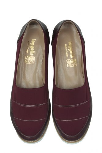 Fitbas - Loggalin 785304 615 Women Claret Red Babette (1)